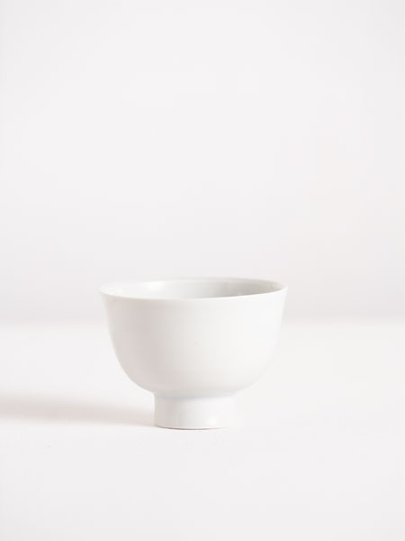 teacup with tall foot